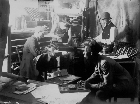 1930, Marianum-Druckerei Hermann Plöchl